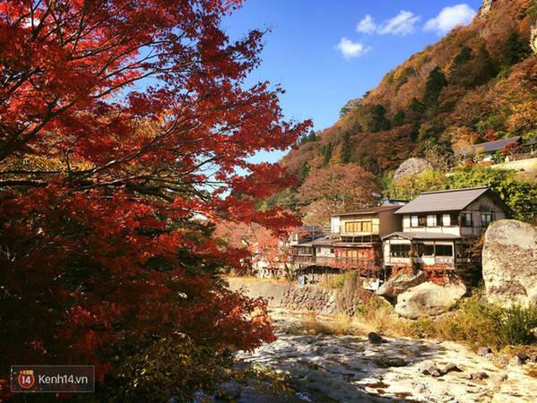 Yamagata tuyệt vời qua các mùa.