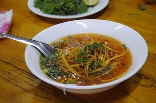 Cuốn sủi - đặc sản Lào Cai