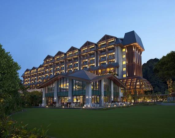 Equarius Hotel: Sự lựa chọn không thể hoàn hảo hơn khi đến đảo Sentosa