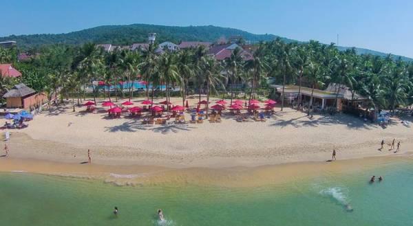 Ảnh: Richis Beach Phú Quốc