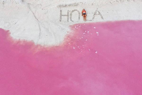 Đây cũng không phải là nơi duy nhất có màu nước đặc biệt này. Hồ Hillier, hồ Hồng tại Australia hay hồ Salina de Torrevieja ở Tây Ban Nha... đều chứa những sắc hồng lạ mắt. Tuy nhiên, biển ở Las Coloradas được đánh giá là nơi có màu hồng đẹp nhất.