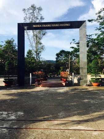 Ra tới Côn Đảo, không ai không viếng nghĩa trang Hàng Dương, nơi yên nghỉ của rất nhiều chiến sĩ cách mạng, trong đó có cô Võ Thị Sáu.