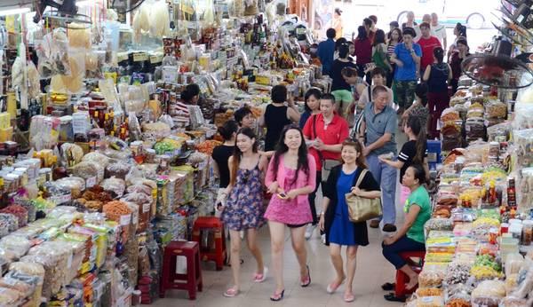 Chợ Hàn. Ảnh: baomangdientu14