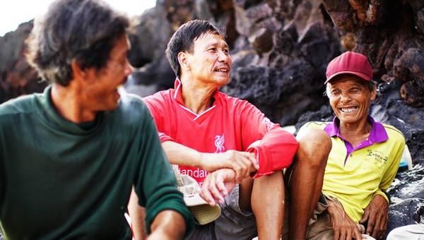 Khởi phát từ một số người như ông Nguyễn Ánh, ông Trần Ti… từ năm 2015 đến nay, dịch vụ này đã thu hút nhiều người tham gia.
