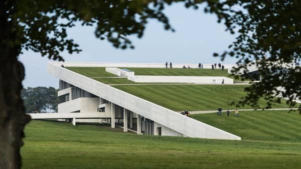 Bảo tàng Moesgaard - Ảnh: visitdenmark.co.uk