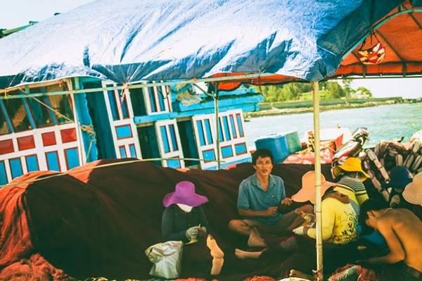Trong những năm gần đây, Lý Sơn được biết đến nhiều hơn, du lịch phát triển. Nhưng tôi hy vọng những nghề truyền thống sẽ được bảo tồn và phát huy.