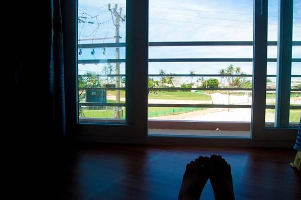 Chúng tôi quyết định ở homestay, tận hưởng không khí thoáng mát, dễ chịu.