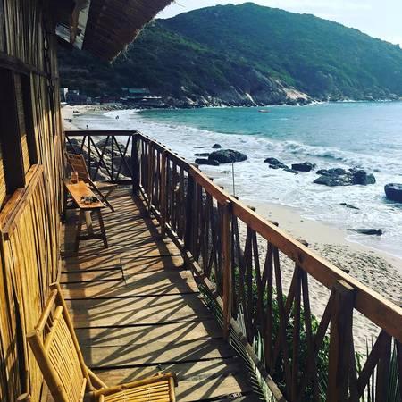 Ảnh: Nhà nghỉ Bãi Nồm