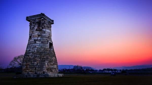 Đây là đài quan sát khoa học đầu tiên trên toàn thế giới được xây dựng dưới dạng một chiếc tháp đá.