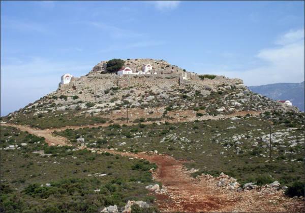 Khu di tích khảo cổ ở Palaiokastro - Ảnh: mcgilchristsgreekislands