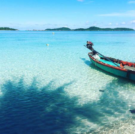 Hệ sinh thái san hô ở đây được xếp vào bậc nhất ở Việt Nam về độ phong phú với 17 loại cứng mềm và hải quỳ khác nhau. Ảnh: candyle102.