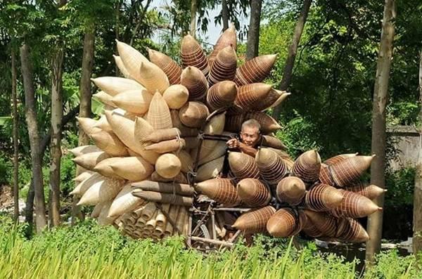 Sau khi hoàn thành, những chiếc đó được mang đi tiêu thụ ở các vùng chiêm trũng các huyện Tiên Lữ, Ân Thi, Phù Cừ của tỉnh Hưng Yên và các tỉnh thành Bắc Ninh, Hải Dương, Hải Phòng… để người nông dân đi đồng đặt bắt cua, cá, lươn…