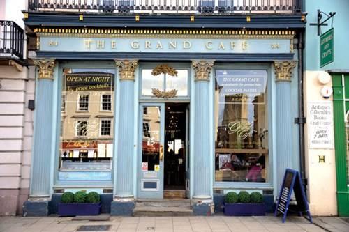 Grand Café trên đường High Street