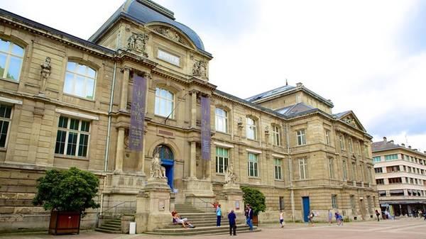 Bảo tàng Beaux-Arts: Đây được xem là một trong những bảo tàng nghệ thuật quan trọng nhất ở Pháp. Ảnh: Expedia.