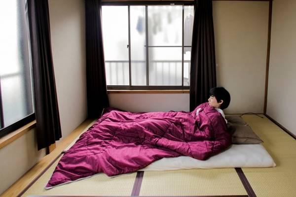 Phong cách sắp xếp đồ ngăn nắp của người Nhật Bản