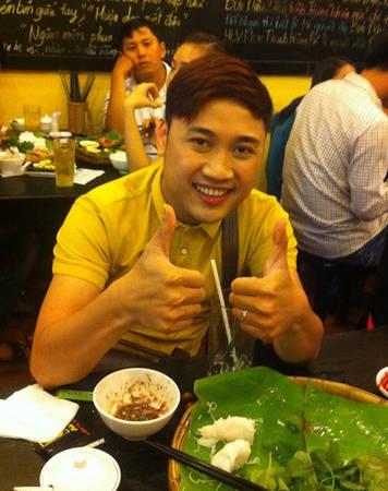 Ca sĩ - diễn viên Don Nguyễn.
