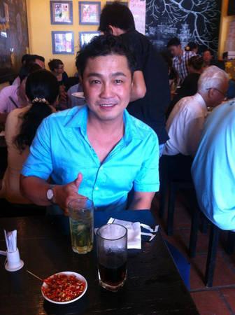 Diễn viên Lý Hùng.Diễn viên Lý Hùng.