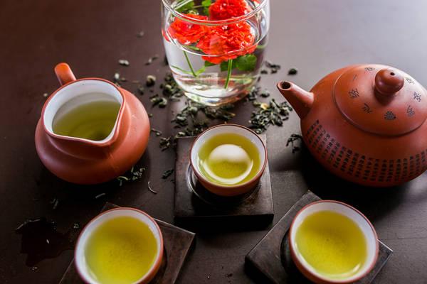 Ở Trú Vũ Trà Quán, bạn sẽ có cơ hội thưởng thức hương vị của các loại trà hảo hạng.
