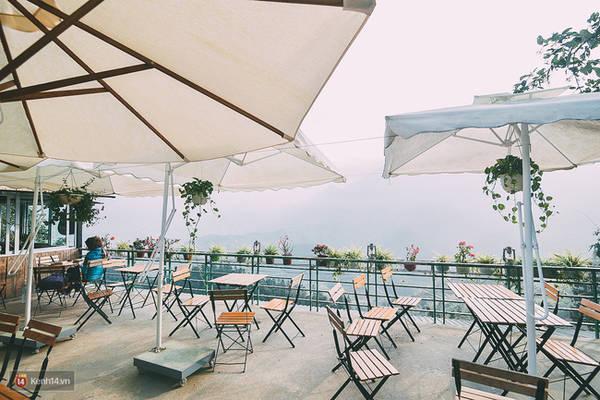 Kết quả hình ảnh cho Fansipan Terrace Cafe
