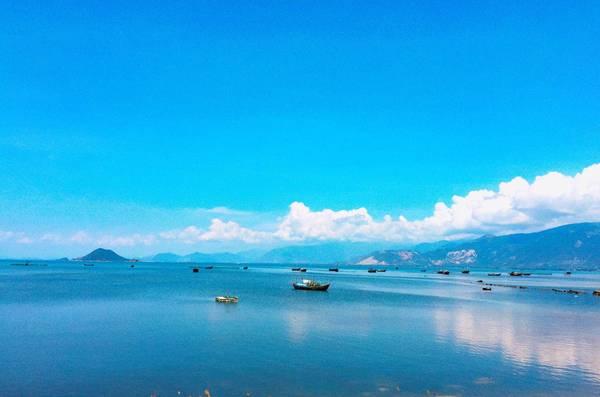 Tiếp tục hành trình về Phú Yên - Vũng Rô.