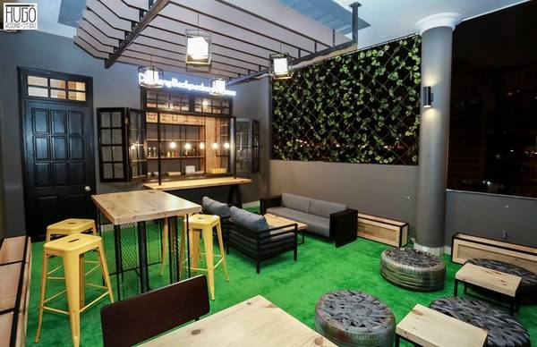 Ảnh: Barney's Danang Backpackers Hostel