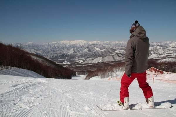 Mùa thu ở Fukushima khá ngắn. Chỉ một thời gian nữa, chúng ta sẽ được thấy một Fukushima rất khác, khi nơi này khoác chiếc áo choàng trắng của mùa đông.