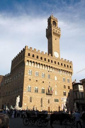 Dinh cổ Palazzio Vecchio