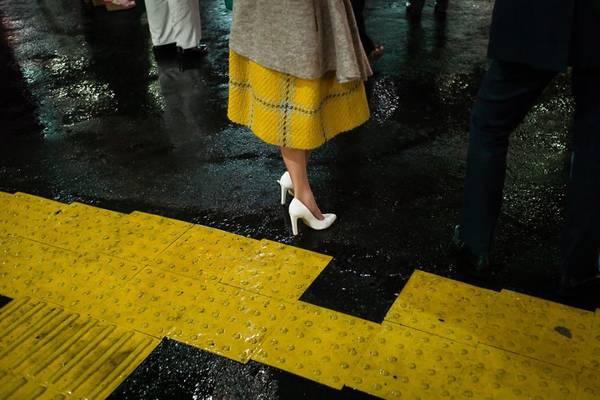 Thời trang đường phố ở Nhật Bản.