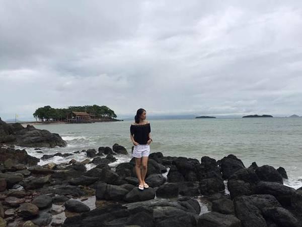 Những khung cảnh yên bình trên đảo Hải Tặc.