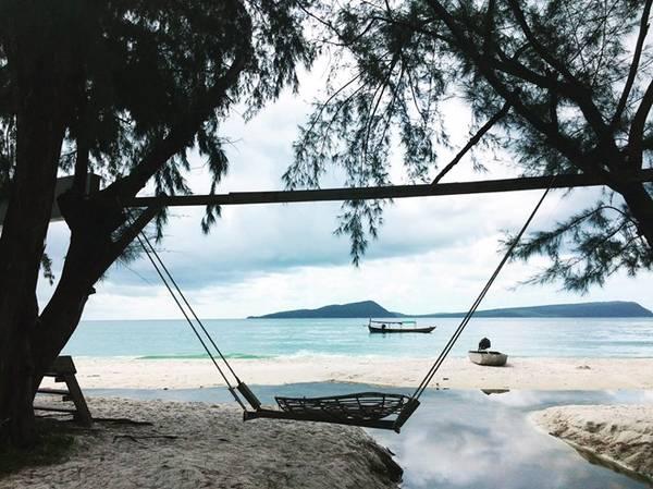 Đảo thiên đường Koh Rong Samloem.