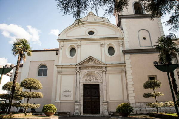 Nhà thờ Truyền Tin - Ảnh: Camministorici.it