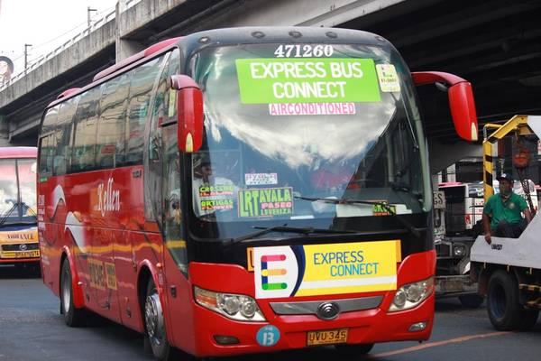 Hệ thống bus express (tốc độ nhanh) thường chạy các chặng đường dài, có bến đón trả khách nên không thuận tiện cho việc đi lại sinh hoạt của các gia đình.