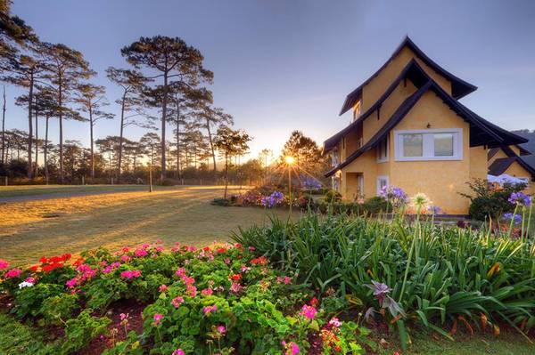 Ảnh: Binh An Village Resort