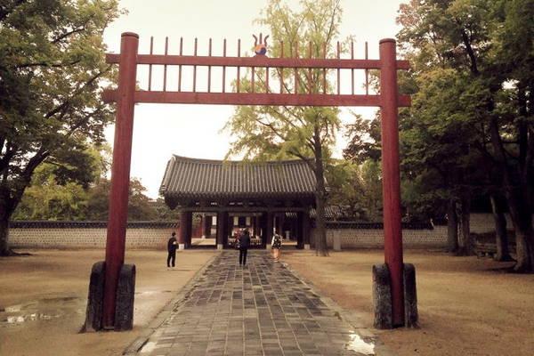 Khu lăng mộ Gyeonggi - Ảnh: Na Hồ