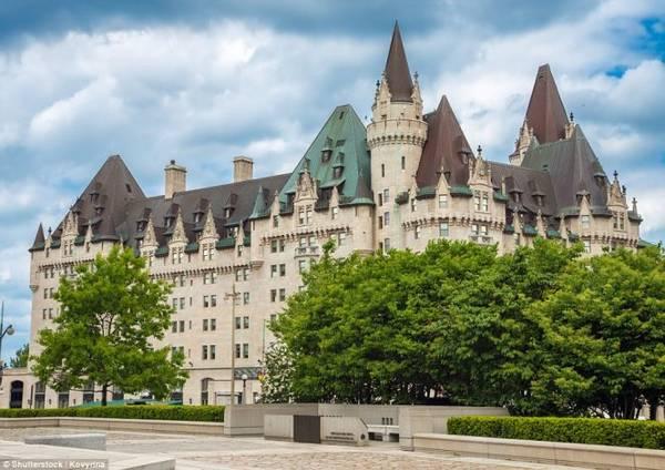 Ottawa là một trong những thành phố nổi tiếng với những câu chuyện ma
