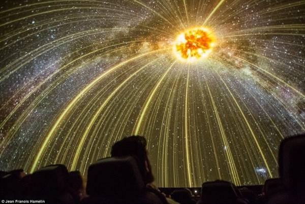 Rio Tinto Planetarium thường tổ chức các chương trình giáo dục về thiên văn học