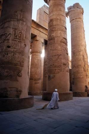 Thung lũng sông Nile, Ai Cập - Ảnh: National Geographic