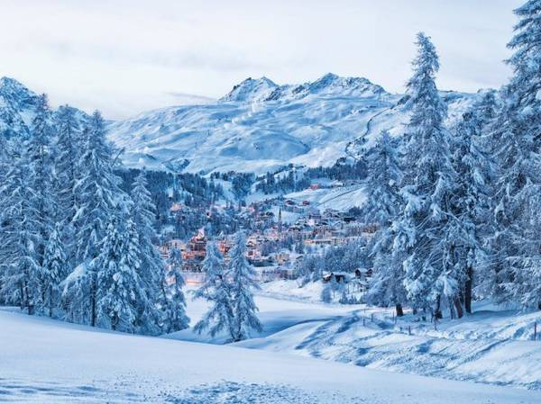 Thung lũng Engadine, Thụy sĩ - Ảnh: National Geographic