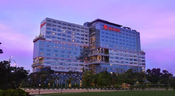 Khách sạn Genting Hotel Jurong.