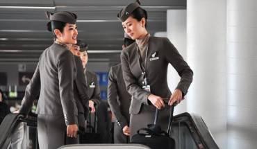 Tiếp viên hàng không - Ảnh: Pinterest