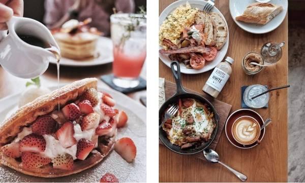 Nhà hàng ROAST: Nằm trên tầng 4 của khu tổ hợp The Commons, quán phục vụ ăn uống cả ngày. Danh sách các món dài dằng dặc, độc đáo, tươi ngon, lành mạnh. Đồ tráng miệng và cà phê được rang xay thủ công cũng trở thành một điểm sáng.