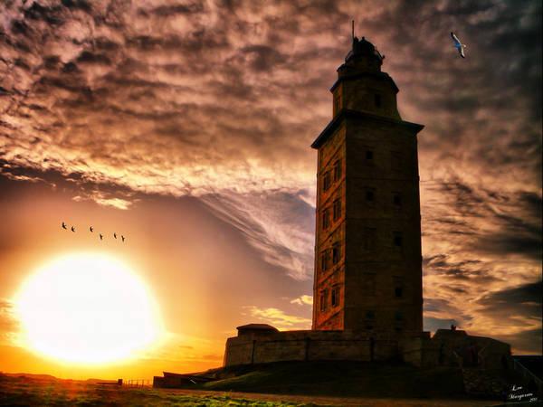 Tower of Hercules có tuổi đời gần 1900 năm và được trùng tu vào năm 1791.