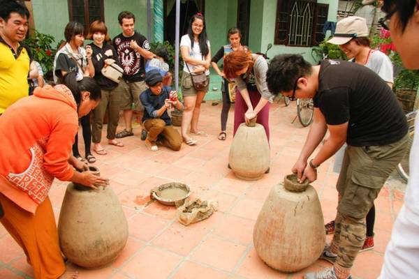 Inra Champa Cultures Homestay Mang  U0111 U1eadm V U0103n Ho U00e1 Ch U0103m  U1edf Phan