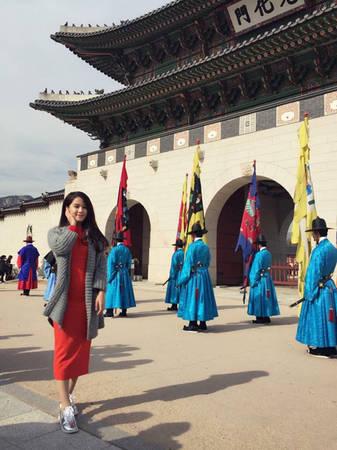 Hàn Quốc mùa đẹp nhất là mùa thu lá vàng lá đỏ, từ nửa cuối tháng 10 đến gần cuối tháng 11.