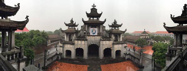 Nhà Thờ Đá Phát Diệm (Kim Sơn, Ninh Bình) - Ảnh: Trần Thế Dũng