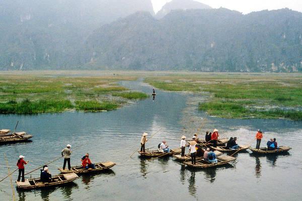 Đầm Vân Long, Ninh Bình - Ảnh: Trần Thế Dũng