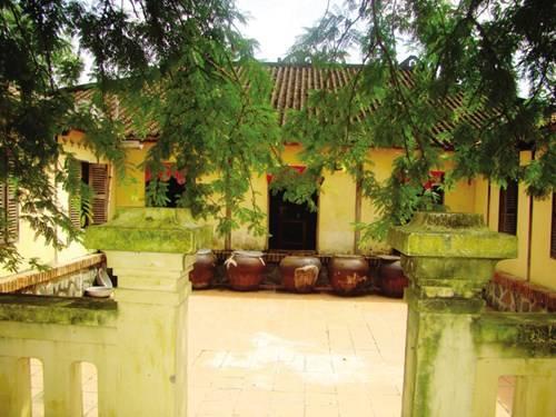 Một góc nhà cổ