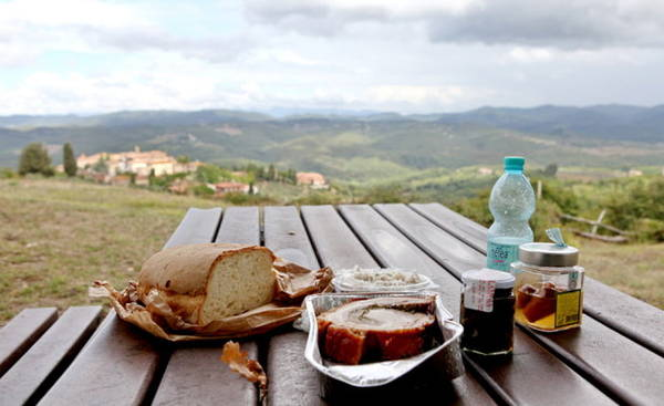 Hương vị Ý trên hành trình thiên lý - Ảnh: Thủy OCG