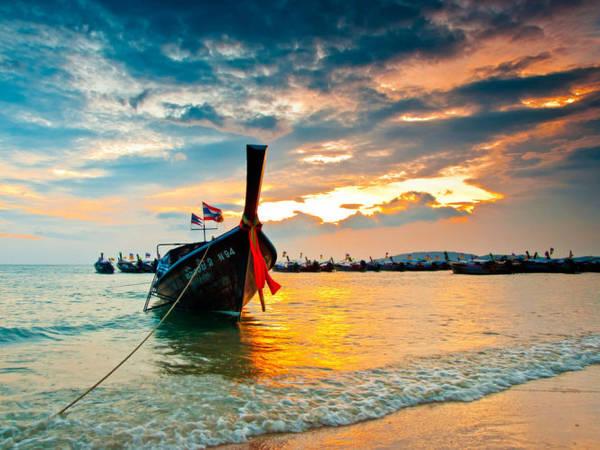 Bãi biển Ao Nang, Krabi