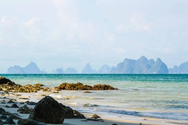 Biển ở Takua Thung, Phangnga